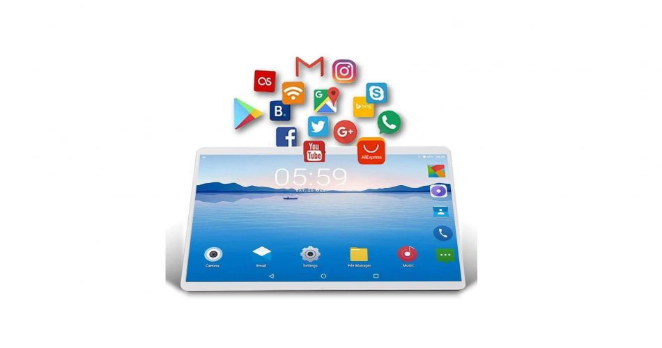 Tablet Android 9.0